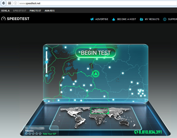 Speedtest инструкция